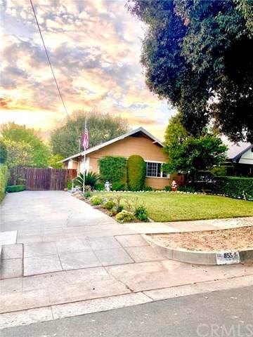 855 N Mar Vista Avenue, Pasadena, CA 91104 (#IV21009643) :: Compass