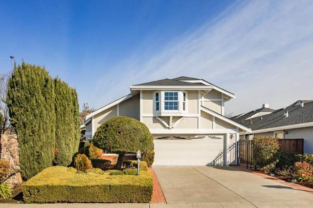 1301 Melbourne Street, Foster City, CA 94404 (#ML81826197) :: Mint Real Estate