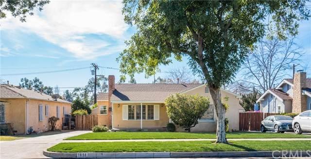 1656 E Villa Street, Pasadena, CA 91106 (#CV21006509) :: The Parsons Team