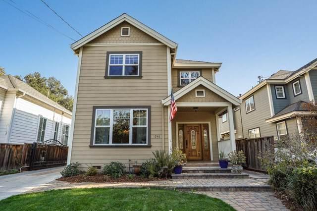 1246 Magnolia Avenue, San Jose, CA 95126 (#ML81823497) :: Better Homes and Gardens Real Estate Vogler Feigen