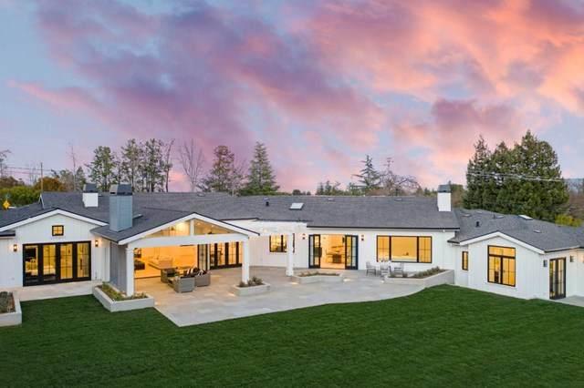 18216 Daves Avenue, Monte Sereno, CA 95030 (#ML81823951) :: Better Homes and Gardens Real Estate Vogler Feigen