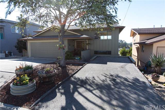 1323 Clarabelle Drive, Morro Bay, CA 93442 (#SC21011067) :: Mark Nazzal Real Estate Group