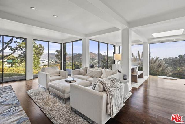 3500 Multiview Drive, Los Angeles (City), CA 90068 (#21680862) :: Team Forss Realty Group