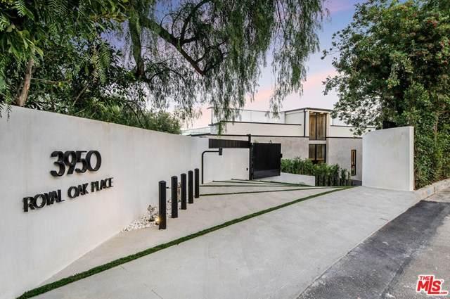 3950 Royal Oak Place, Encino, CA 91436 (#21679960) :: The Alvarado Brothers