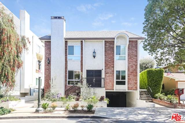 10654 Wilkins Avenue #6, Los Angeles (City), CA 90024 (#21681356) :: Jessica Foote & Associates