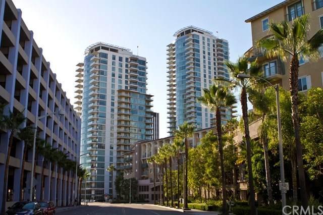 400 W Ocean Boulevard #3002, Long Beach, CA 90802 (#PW21011047) :: The Parsons Team