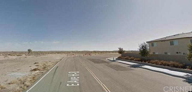 3700 Vac/37Th Ste Drt /Vic Avenue H, Lancaster, CA 93535 (#SR21011202) :: Mark Nazzal Real Estate Group