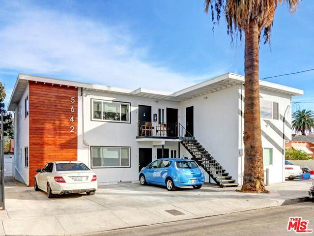5642 Klump Avenue, North Hollywood, CA 91601 (#21681758) :: Team Forss Realty Group