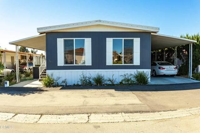 161 Verdi Road #161, Ventura, CA 93003 (#V1-3451) :: Crudo & Associates