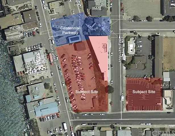 781 Market Avenue, Morro Bay, CA 93442 (#SP21011224) :: Mark Nazzal Real Estate Group
