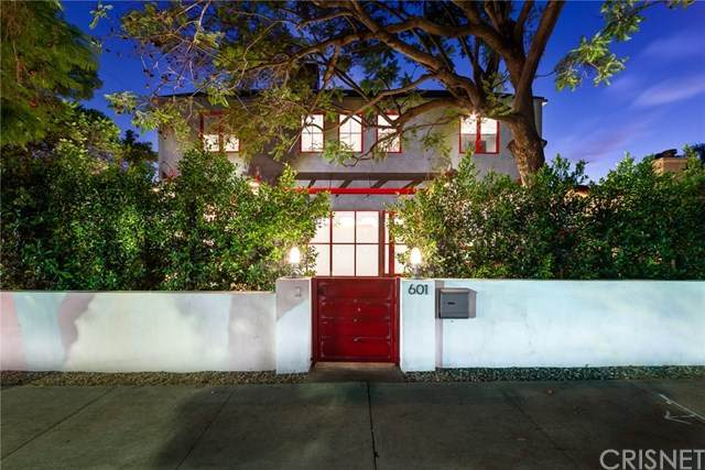 601 N Crescent Heights Boulevard, Los Angeles (City), CA 90048 (#SR21008662) :: eXp Realty of California Inc.