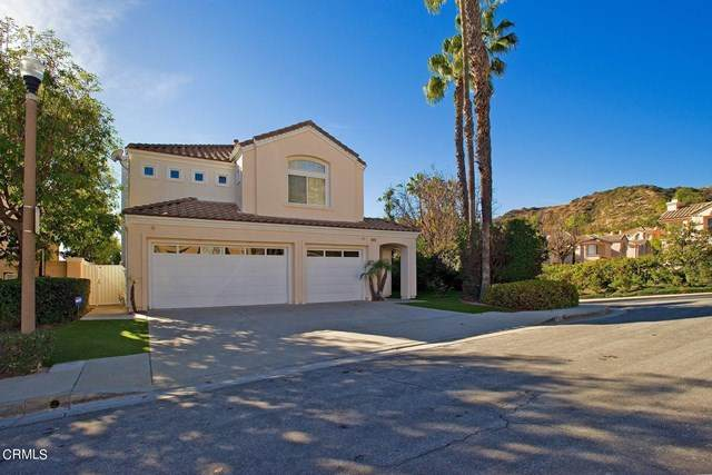 997 Calle Canta, Glendale, CA 91208 (#P1-2944) :: Compass