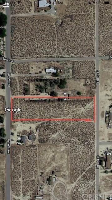 0 Kemper, Rosamond, CA 93501 (#SR21011204) :: Mark Nazzal Real Estate Group