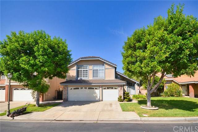 13060 Baltimore Court, Chino, CA 91710 (#PW21011304) :: Compass