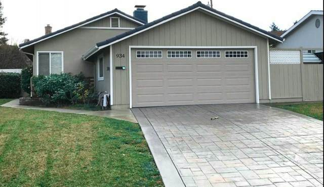 934 Heatherstone Avenue, Sunnyvale, CA 94087 (#ML81826239) :: Blake Cory Home Selling Team