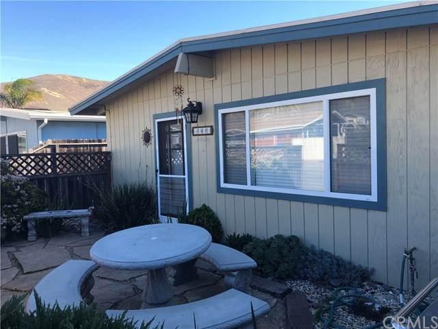 340-Street Vashon Street, Morro Bay, CA 93442 (#PI21011333) :: Mark Nazzal Real Estate Group