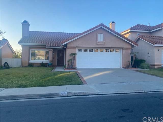 29 Allyssum, Rancho Santa Margarita, CA 92688 (#OC21011071) :: Doherty Real Estate Group