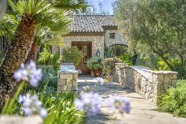 16060 Rambla De Las Flores, Rancho Santa Fe, CA 92067 (#NDP2100604) :: Mark Nazzal Real Estate Group