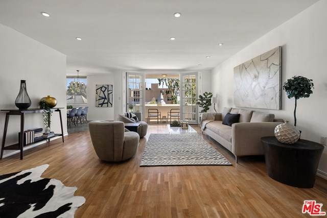 7309 Franklin Avenue #404, Los Angeles (City), CA 90046 (#21681818) :: Team Forss Realty Group