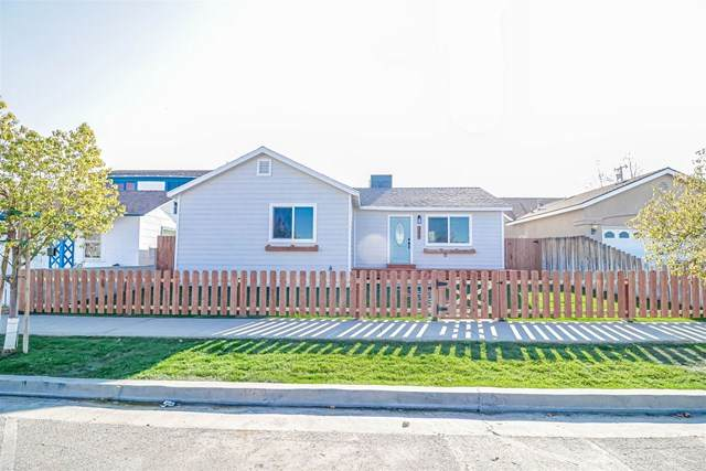 209 Lucard St, Taft, CA 93268 (#210001471) :: Rogers Realty Group/Berkshire Hathaway HomeServices California Properties