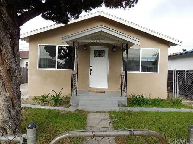 4745 Pine Street, Pico Rivera, CA 90660 (#CV21011473) :: Realty ONE Group Empire