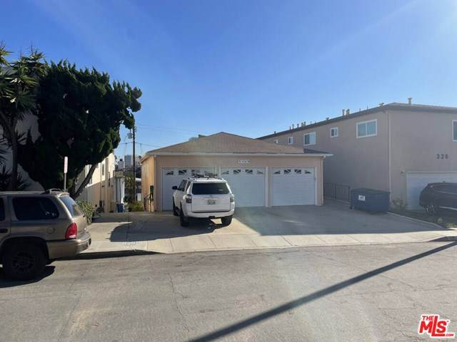 330 Bungalow Drive, El Segundo, CA 90245 (#21681774) :: Bathurst Coastal Properties