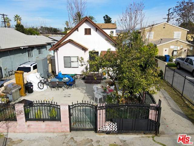 1559 E 43Rd Street, Los Angeles (City), CA 90011 (#21678568) :: Blake Cory Home Selling Team
