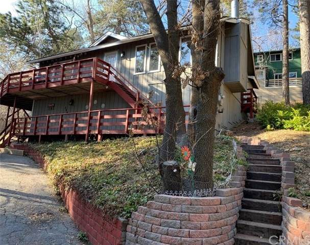 2841 Preston Drive, Running Springs, CA 92382 (#EV21011074) :: Mark Nazzal Real Estate Group