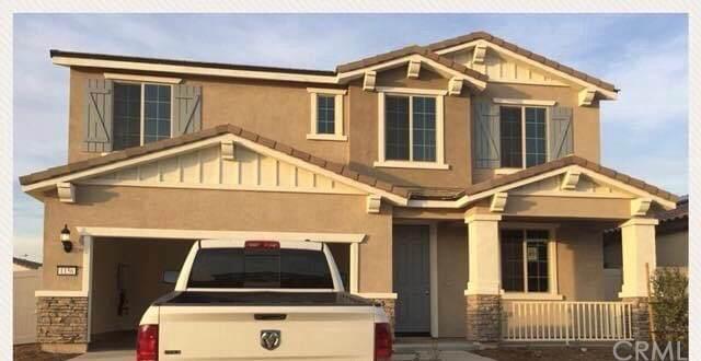 1156 Yorba Street, Perris, CA 92571 (#IG21011569) :: Blake Cory Home Selling Team