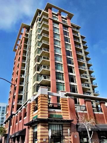 427 9Th Avenue #406, San Diego, CA 92101 (#210001480) :: Blake Cory Home Selling Team