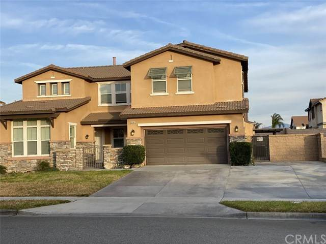 5541 Woodscent Court, Fontana, CA 92336 (#WS21011561) :: Team Forss Realty Group