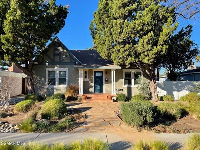 17739 Tribune Street, Granada Hills, CA 91344 (#221000273) :: Compass