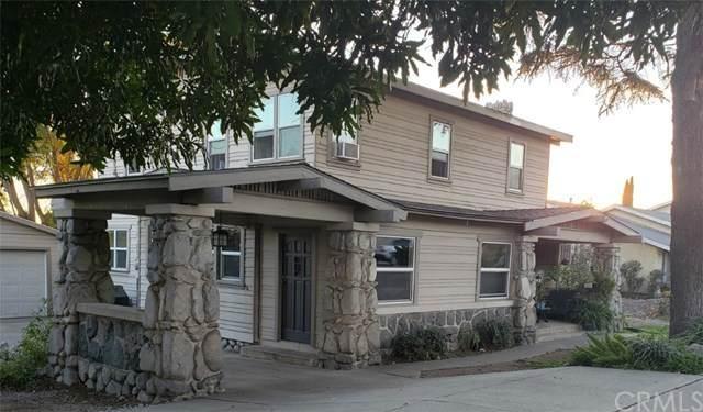 940 W 16th Street, Upland, CA 91784 (#CV21008374) :: Mainstreet Realtors®