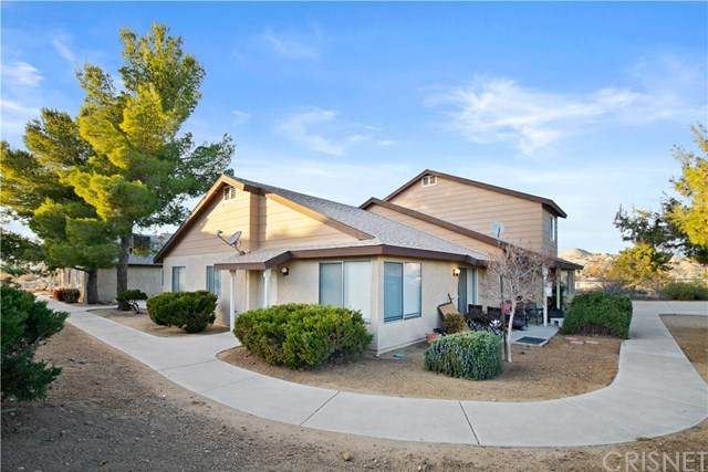 7222 Palo Alto Avenue, Yucca Valley, CA 92284 (#SR21009320) :: RE/MAX Masters