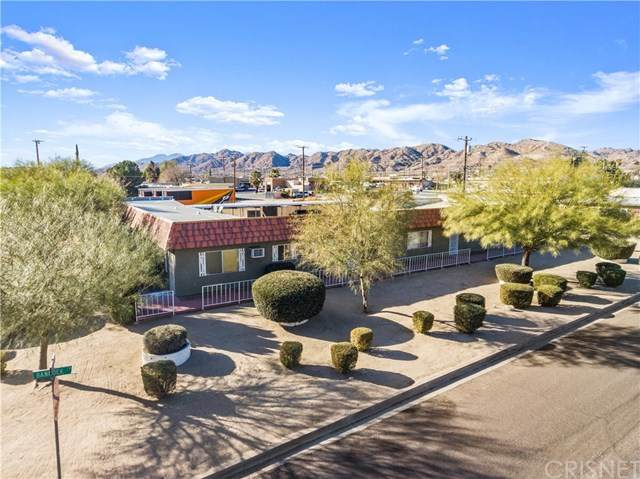 55966 Santa Fe, Yucca Valley, CA 92284 (#SR21011576) :: RE/MAX Masters