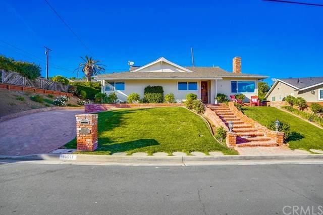 30551 Santa Luna Drive, Rancho Palos Verdes, CA 90275 (#PV21011653) :: The Bhagat Group
