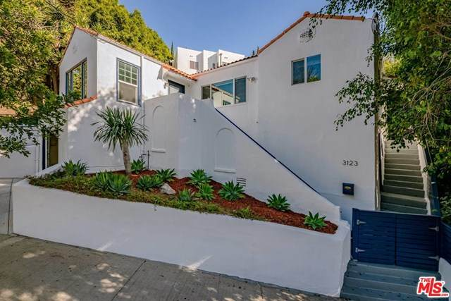 3123 Berkeley Avenue, Los Angeles (City), CA 90026 (#21677042) :: Realty ONE Group Empire