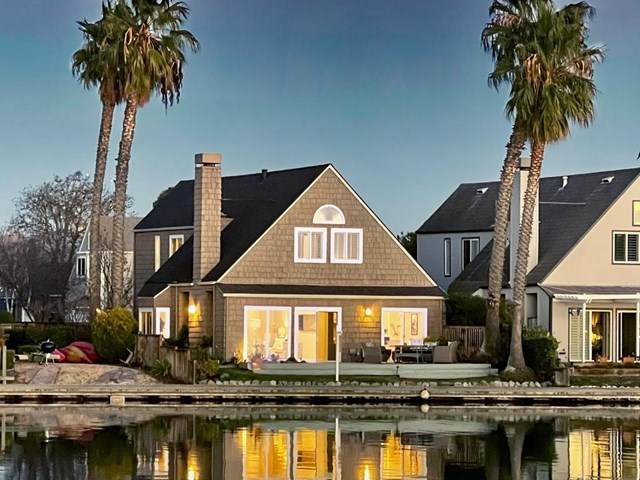 607 Mystic Lane, Foster City, CA 94404 (#ML81826297) :: Doherty Real Estate Group