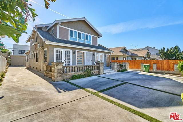 5332 Lemon Grove Avenue, Los Angeles (City), CA 90038 (#21681950) :: RE/MAX Masters