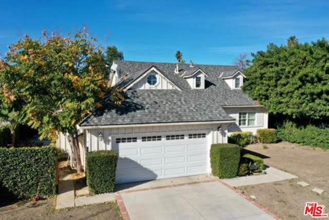 6457 Kessler Avenue, Woodland Hills, CA 91367 (#21682126) :: Bob Kelly Team