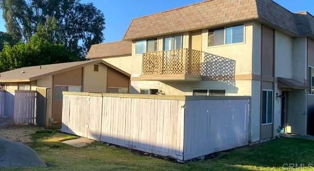 10011 Santana Ranch Ln, Santee, CA 92071 (#PTP2100388) :: Doherty Real Estate Group