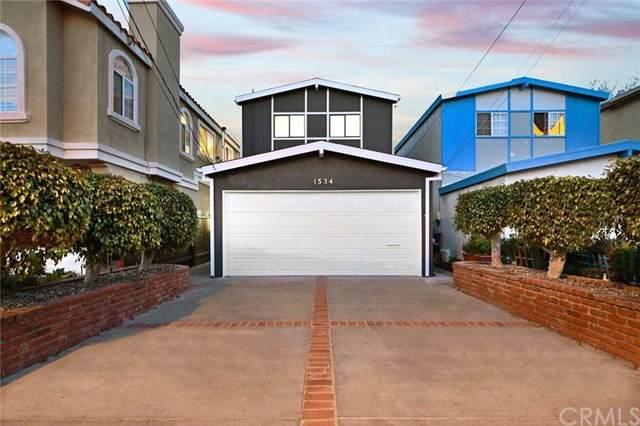 1534 Goodman Avenue, Redondo Beach, CA 90278 (#IV21011169) :: The Bhagat Group