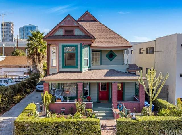 1322 Valencia Street, Los Angeles (City), CA 90015 (#PW21009605) :: Blake Cory Home Selling Team
