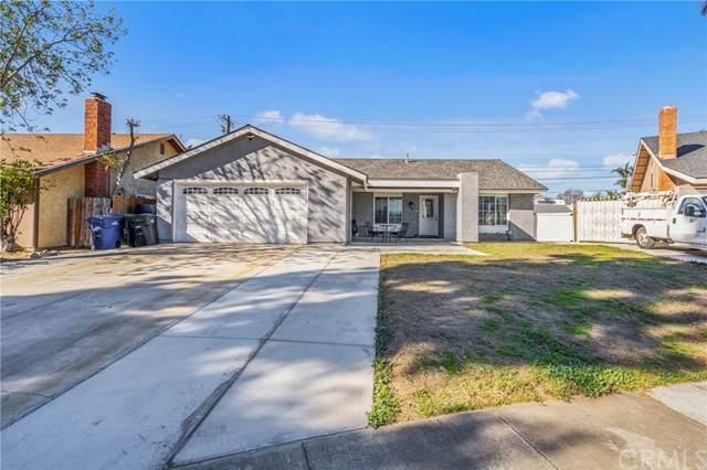 2622 S Pine Valley Avenue, Ontario, CA 91761 (#CV21011517) :: Realty ONE Group Empire
