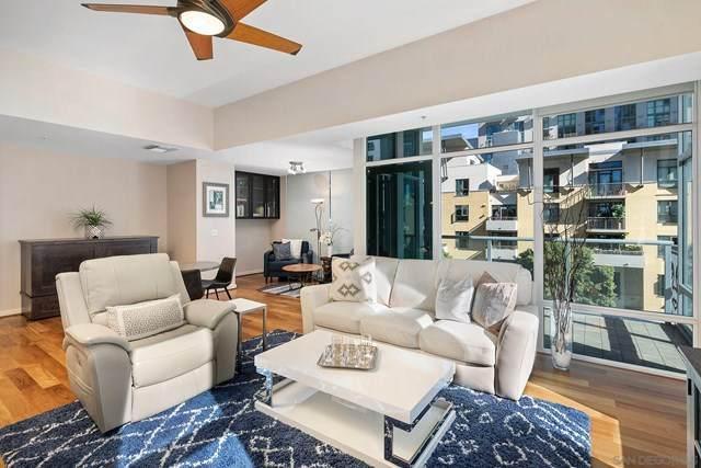 1262 Kettner Blvd #505, San Diego, CA 92101 (#210001509) :: Blake Cory Home Selling Team