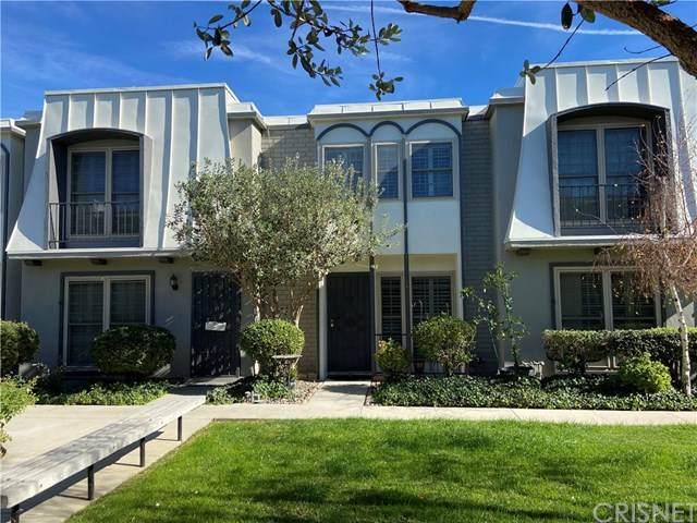 22035 Oxnard Street, Woodland Hills, CA 91367 (#SR21011953) :: Bob Kelly Team
