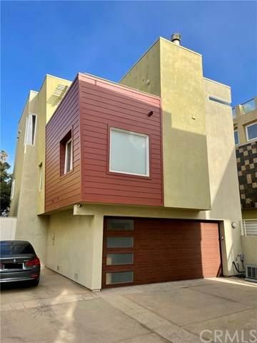 313 Anita Street B, Redondo Beach, CA 90278 (#SB21003759) :: The Bhagat Group
