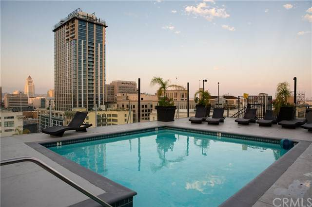 312 W 5th Street #321, Los Angeles (City), CA 90013 (#SB21012000) :: Blake Cory Home Selling Team