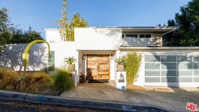 10111 Angelo View Drive, Beverly Hills, CA 90210 (#21679648) :: Zen Ziejewski and Team