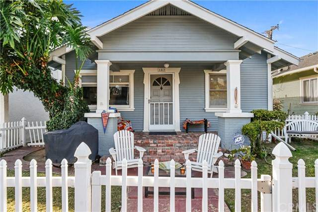 153 Prospect Avenue, Long Beach, CA 90803 (#PW21012139) :: Team Tami
